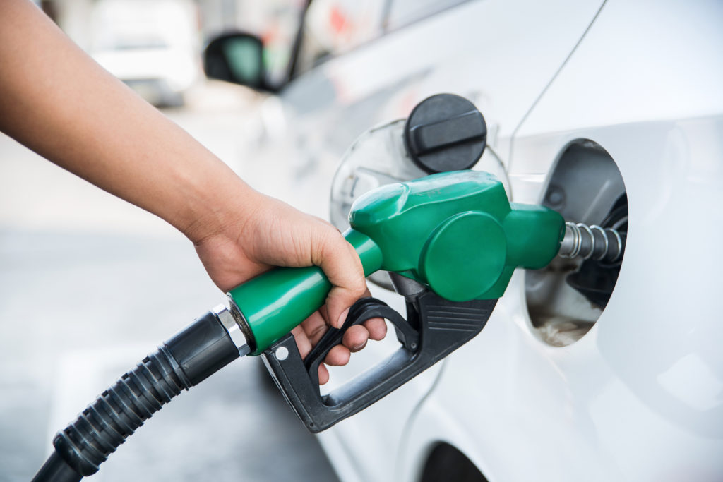 家庭の災害備蓄 ガソリン